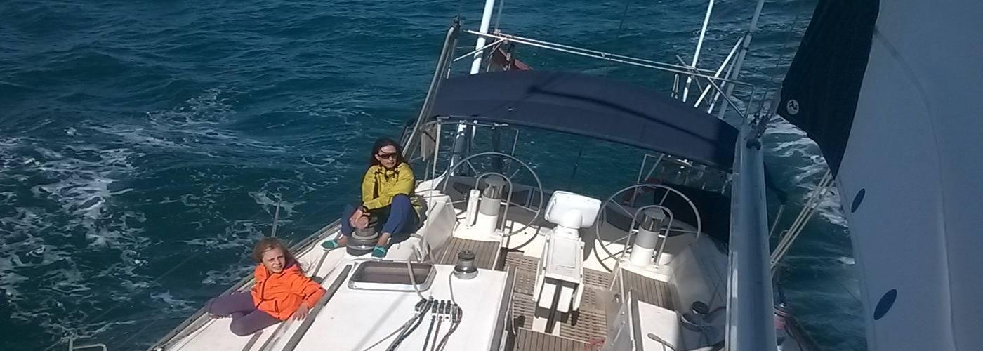 alquiler velero en Baleares